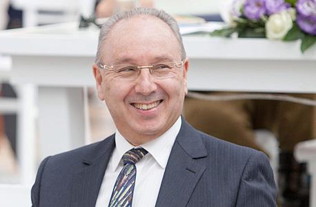 """שאול לוטן מנכ""""ל לוינשטין נכסים"""