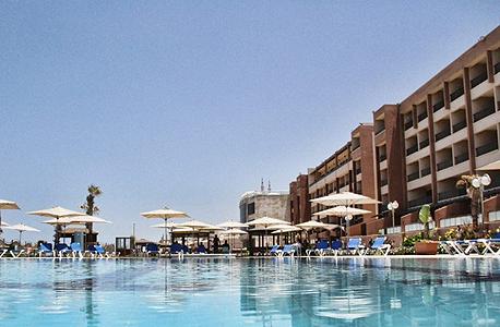 מלון בלו ביץ' עזה 1, צילום: facebook / blue beach resort
