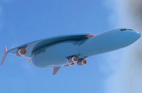 איירבוס פורצי הדרך מטוס טיל