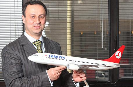 """פתיח דואן, מנכ""""ל טורקיש איירליינס ישראל"""
