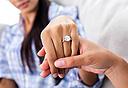 טבעת אירוסין גדולה? נישואים קצרים, צילום: שאטרסטוק