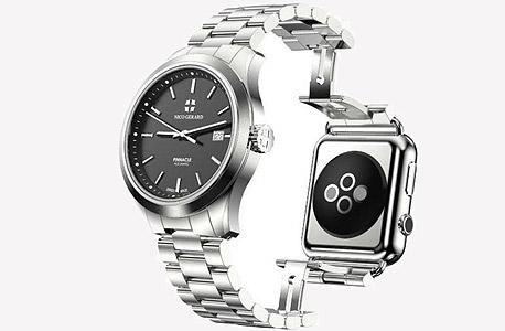 שעון אפל שעון חכם גאדג'טים, צילום: אנגאדג'ט