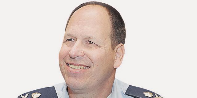 """חגי טופולנסקי כראש אכ""""א, צילום: אוראל כהן"""