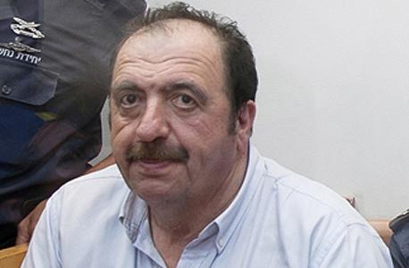 """יו""""ר נתע לשעבר אלכס ויזניצר. ממליצים להעמידו לדין, צילום: אוראל כהן"""