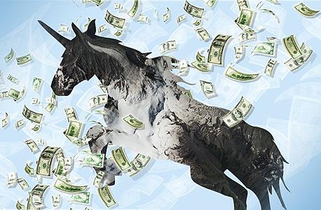 חד קרן כסף סטארט-אפים