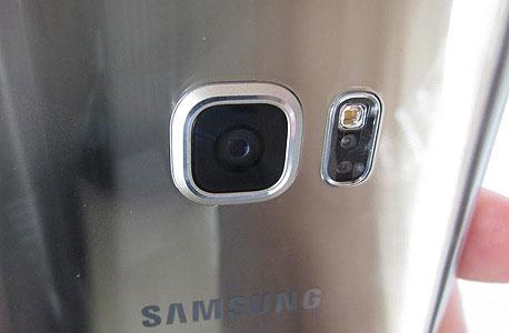 סמסונג גלקסי S6 Edge Plus E14, צילום: עומר כביר