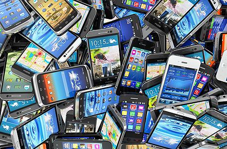 סלולר נייד פלאפון , צילום: שאטרסטוק