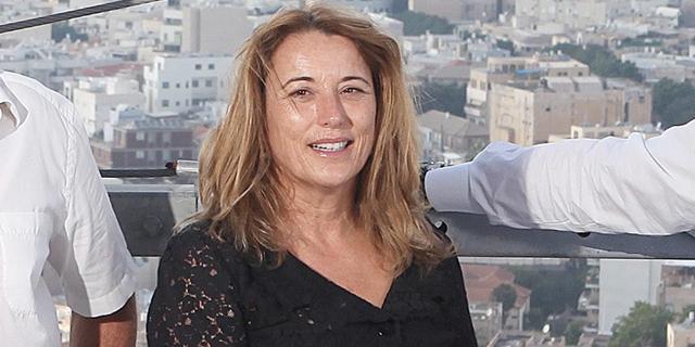 """דפנה הרלב, מנכ""""לית קבוצת אביב, צילום: אוראל כהן"""