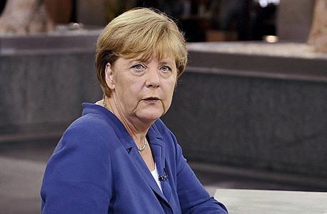 אנגלה מרקל קנצלרית גרמניה, צילום: אי פי איי