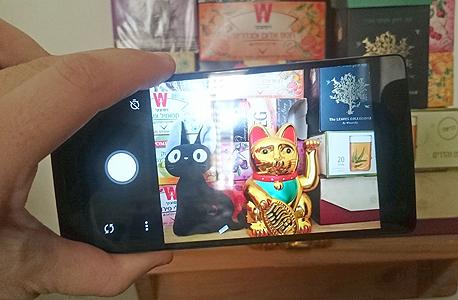 אפליקציית המצלמה של הטלפון