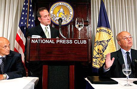 מייקל היידן (מימין), צילום: איי אף פי
