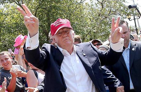 דונלד טראמפ, צילום: איי אף פי