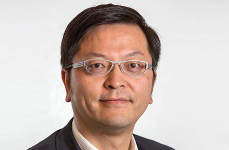 """הונג בו, יו""""ר חברת הביטוח טיינאן, צילום: אלון רון"""