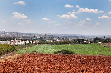 קרקע לבנייה (ארכיון), צילום: אוראל כהן