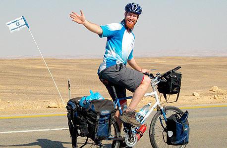 רועי סדן. ההרפתקן הישראלי נפצע