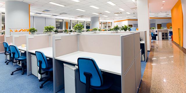 איפה כדאי לשבת במשרד כדי להצליח בקריירה