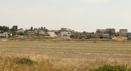 מושב הבונים שטח ה הרחבה בנייה בתים, צילום: אלעד גרשגורן