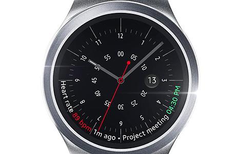 שעון חכם סמסונג gear s2