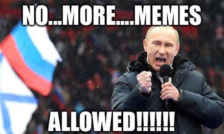 מם פוטין איסור רוסיה, צילום: imagefap.com