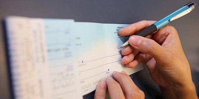 סכום העסקה הממוצעת בצ'ק עלה ב־13% בחודש מרץ