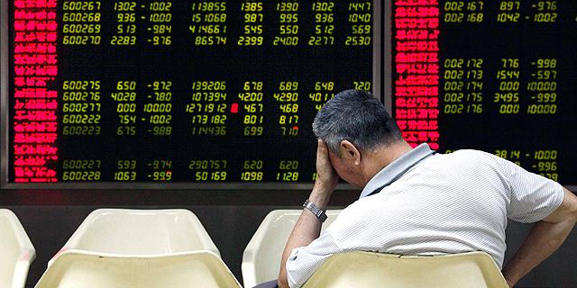 """סין פתחה במבצע מעצרים נגד חשודים ב""""ערעור השווקים"""""""