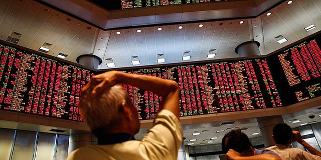 """""""יש 2-3 תיקונים בשווקים בשנה נורמלית. היה אחד בפברואר - וזה השני"""""""