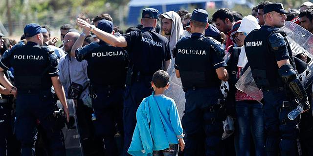 מועדוני ליגת האלופות וליגת אירופה יתרמו לפליטים יורו מכל כרטיס שימכרו