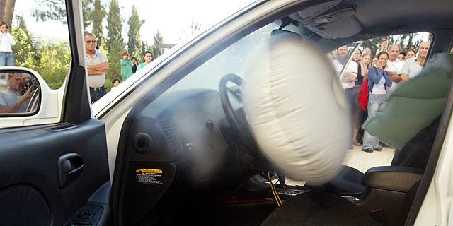 שוב: ריקול למיליוני כלי רכב להחלפת כריות אוויר של טקאטה