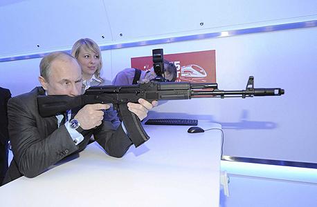 ולדימיר פוטין נשיא רוסיה 2, צילום: veteranstoday