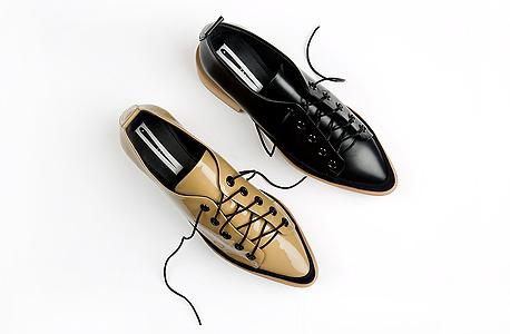 נעלים שעיצבה רותם גור-גלבוע, צילום: סטודיו ואס