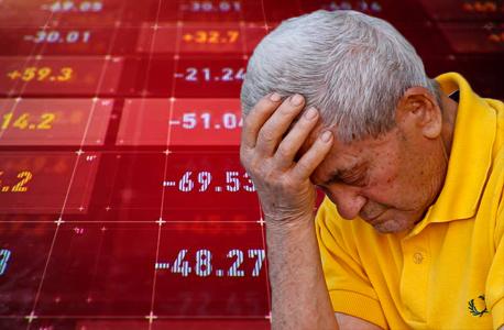 פנסיה בורסה חיסכון הפסדים, צילום: רויטרס