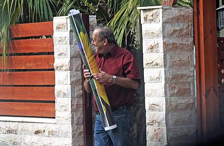 האב אריה קלקשטיין. טכנאי בגמלאות והאיש שניר רוצה לזכות בהערכתו, צילום: עמית שעל