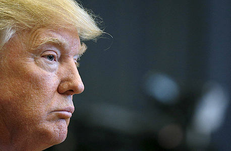 דונלד טראמפ 1, צילום: רויטרס