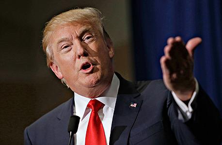דונלד טראמפ 2, צילום: בלומברג
