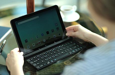 LG מקלדת מובייל בלוטות' מתקפלת  2, צילום: אתר LG
