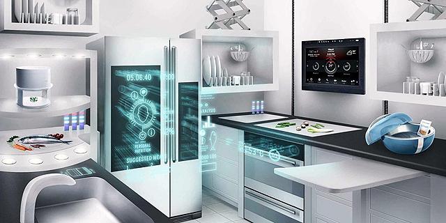 מוצרי בית חכם במטבח
