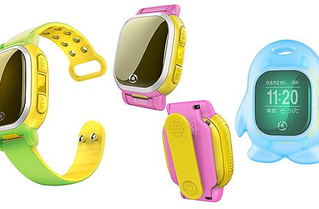מגה וברק QQ Watch: טנסנט רוצה שהילד שלך יסתובב עם שעון חכם GF-21