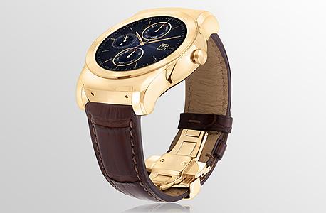 LG watch urbane luxe שעון חכם יוקרתי