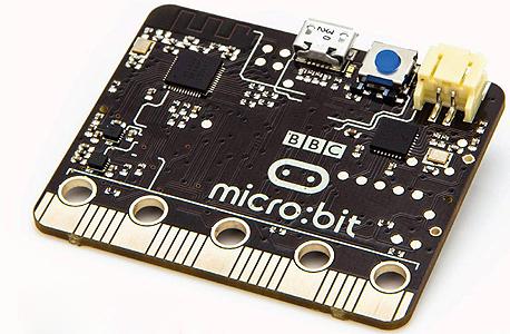 המחשב הזעיר מיקרוביט. פלטפורמה פשוטה לתכנות