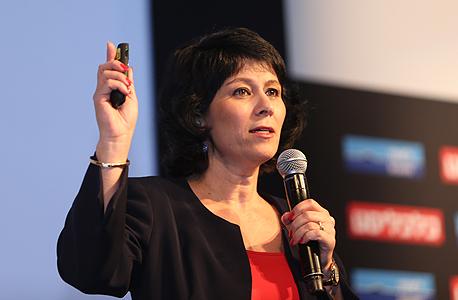 חדוה בר, המפקחת על הבנקים בבנק ישראל, צילום: נמרוד גליקמן