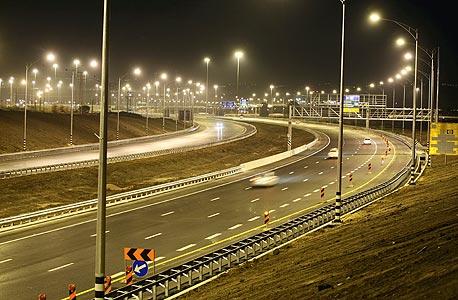 בלעדי: טרם הושלמה בניית מערכת ניקוז לכביש 431 וההצפות בדרך