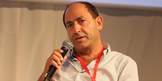 """רמי לוי בוועידה הלאומית 2015 של """"כלכליסט"""", צילום: נמרוד גליקמן"""