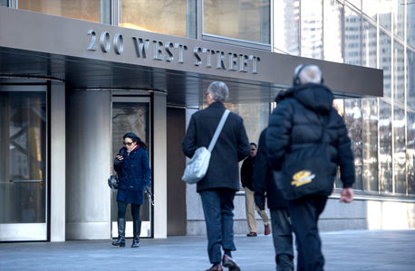 מטה גולדמן זאקס בניו יורק, צילום: בלומברג