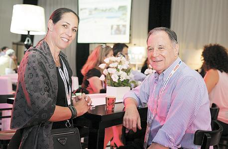 דני וקארן גילרמן, צילום: אוראל כהן