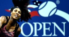 """סרינה וויליאמס באליפות ארה""""ב, צילום: איי אף פי"""