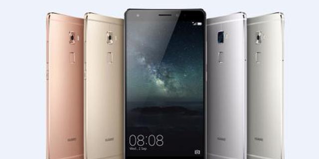 Huawei חשפה סמארטפון דגל דקיק להפליא