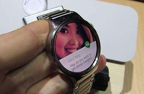 שעון חכם וואווי 1, צילום: עומר כביר