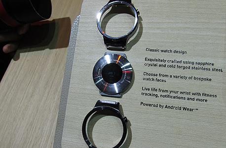 שעון חכם וואווי 7, צילום: עומר כביר