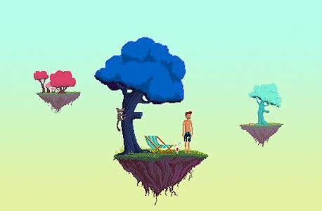 אפליקציה משחק bush babies מאקרו