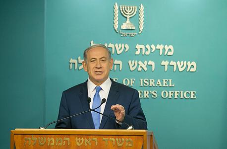 בנימין נתניהו ראש הממשלה, צילום: אוהד צויגנברג